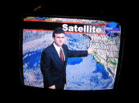 This Fresno weatherman/haircaster used to be in Austin... Colin Something