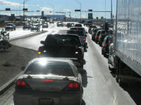 Gridlock in Gallup.